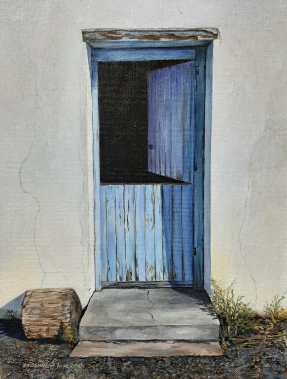 The Blue Door (I)