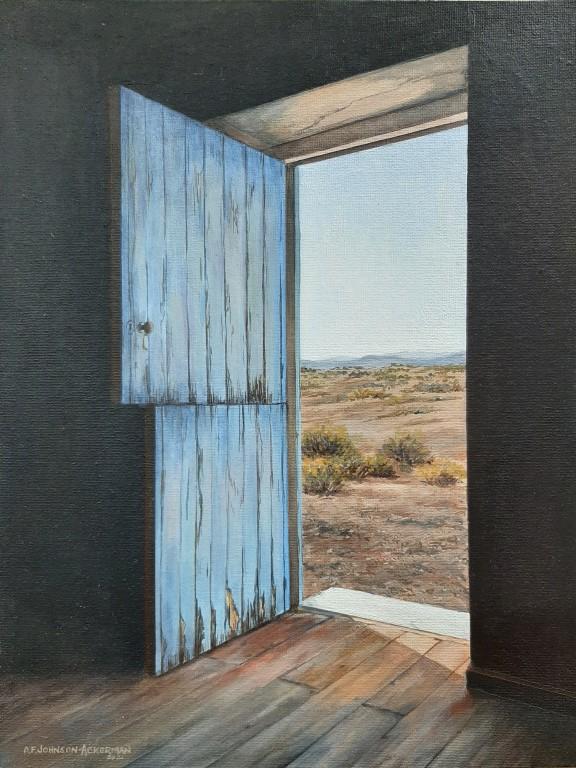 The Blue Door (II)